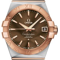 Omega Constellation Co-Axial Automatic 38mm 123.20.38.21.13.001