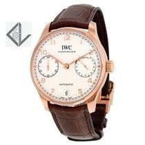IWC Portogieser 7 Days Red Gold Power Reserve - Iw500701