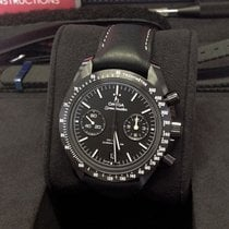 Omega Speedmaster Dark Side Of The Moon Pitch Black -  Unworn...