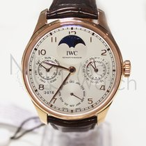 IWC Portugieser Perpetual Calendar Moon Phases Iw503302