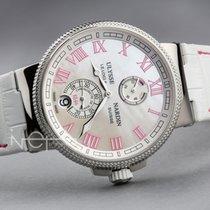 Ulysse Nardin Marine Chronometer Manufacture 43mm Ladies Watch