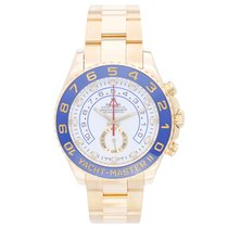 Rolex Men's Rolex Yacht - Master II Regatta 18k Yellow...