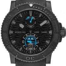 Ulysse Nardin Maxi Marine Diver Black Sea Stahl Automatik...