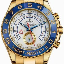 Ρολεξ (Rolex) YachtMaster II 116688 Regatta 18k Yellow Gold