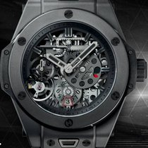 Hublot MECA-10 TOTAL BLACK BIG BANG 414CI1110RX