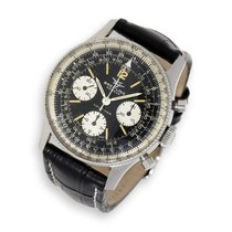 Breitling Wristwatch: rare Breitling Navitimer with so called...