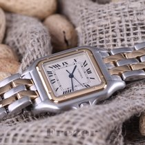 Cartier Panthere Steel & Gold