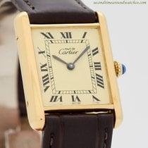 Cartier Tank must de circa 1990's