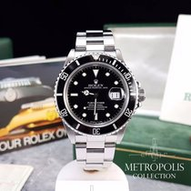 Rolex Submariner Date 16800 / 1986 / Box and Papers