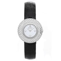 Rolex Cellini Orchid 18k White Gold Ladies Watch with 230...