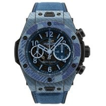Hublot Big Bang Unico Italia Independent Camo Blue 45mm