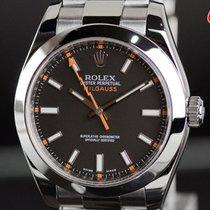 ロレックス (Rolex) オイスター パーペチュアル ミルガウス 116400 Oyster Perpetual...