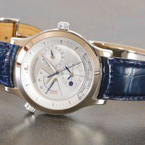 Jaeger-LeCoultre Master Geographic White Gold Limited Edition