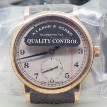 A. Lange & Söhne 235.032 1815 18K Rose Gold Silver Dial...