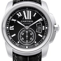 Cartier Calibre de Cartier Steel Automatic