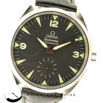 Omega Railmaster Xl Chronometer Manual Wind Steel 49mm Gents...