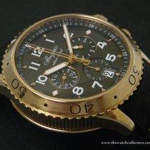 "Breguet : Chronograph Type XXI ""Ref.3810"" Pink Gold..."