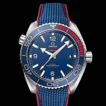 Omega PLANET OCEAN Pyeongchang 2018 Olympic Games Limited Edition