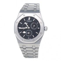 Audemars Piguet Royal Oak Dual Time Stainless Steel Automatic...