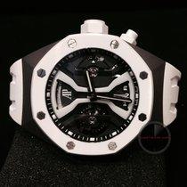 愛彼 (Audemars Piguet) Royal Oak Concept GMT Tourbillon White...