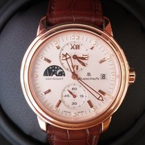 Blancpain Léman Time Zone Rose Limited