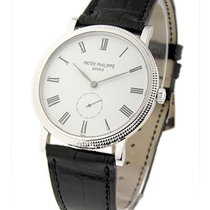 Patek Philippe 5119G 5119G Calatrava with Hobnail Case in...