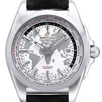 Breitling Galactic Unitime SleekT 44 WB3510U0.A777.435X.A20B
