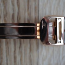 Jaeger-LeCoultre 16mm RED/ROSE GOLD Folding Clasp faltschliess...
