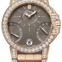 Harry Winston Ocean Lady Biretrograde 36mm oceabi36rr025