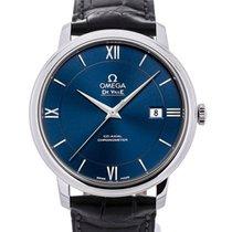 Omega De Ville Prestige Blue Dial