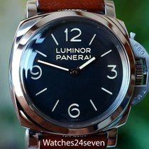 Panerai PAM 372 Luminor Historic 3 day 1950 Plexiglass Crystal...