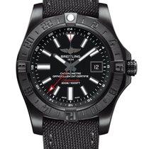 Breitling AVENGER II GMT BLACKSTELL ACC/DLC