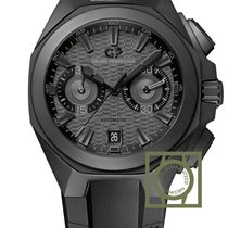Girard Perregaux Shadow Hawk Chrono 44mm  Black Ceramic...