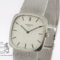 Patek Philippe Ellipse solid 18K White Gold Ref. 3566 - 1...