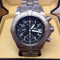 Breitling Chrono Avenger E13360 - Serviced By Breitling