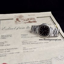 Patek Philippe 3700/1 Nautilus with Archives Paper