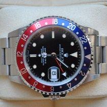 Rolex [mint+Tritium] GMT Master II, PEPSI - N - 1992