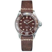 Davosa Swiss Ternos Vintage 16155585 Diver Men Wrist Watch...