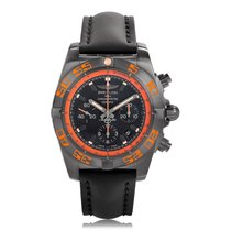 Breitling Chronomat 44 Raven Steel Automatic Mens Watch...