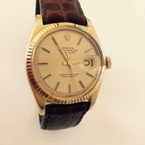 Rolex Datejust 36mm 18k Gold 1601