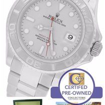 Rolex Yacht-Master 16622 Stainless Platinum Rolesium 40mm Date