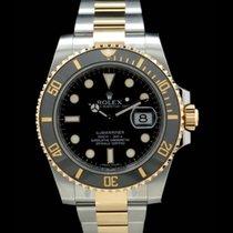 Rolex Submariner Date Keramik - Referenz 116613ln - Box/Papier...