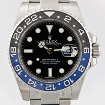 Rolex GMT Master II 116710blnr LC 100