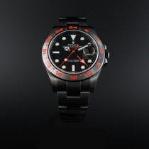 Rolex EXPLORER II DLC by EMBER watches