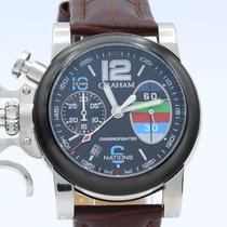 Graham CHRONOFIGHTER RAC 6 NATIONS CELEBRATION LIMITED EDITION...
