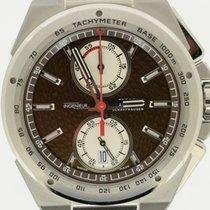 IWC Ingenieur Flyback chronograph silberpfeil