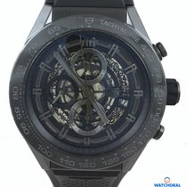 TAG Heuer Carrera Calibre HEUER 01 Black Ceramic CAR2A90.FT6071