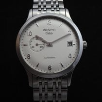 Zenith Elite Stainless Steel Automatic