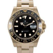 ロレックス (Rolex) Gmt-master II 40mm In Oro Giallo 18kt Ref. 116718ln