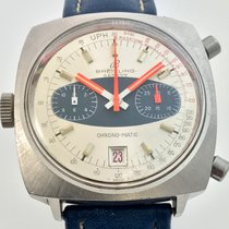 Breitling Chrono-Matic Vintage Buren 112 from 1968 never polished